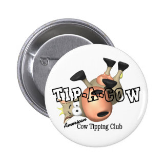 Tip a Cow T-shirts and Gifts. Pins