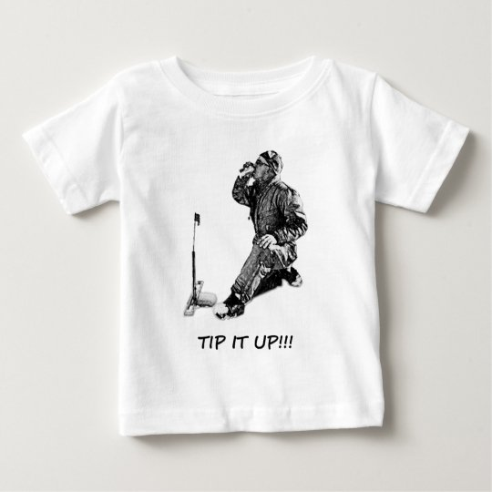 Tip It Up! Baby T-Shirt
