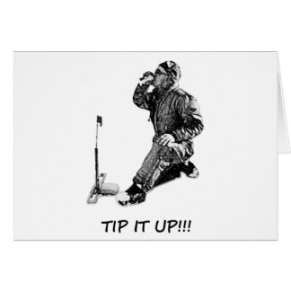 Tip It Up! Card