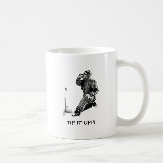 Tip It Up! Coffee Mug