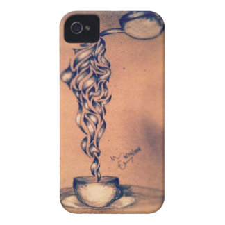Tip Me Over iPhone 4 Case-Mate Case