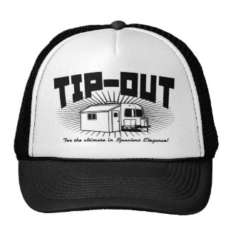 Tip-Out! Mesh Hats