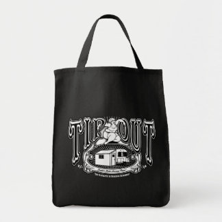 Tip Out II Tote Bag