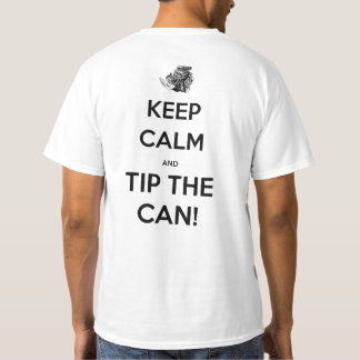 Tip the can T-Shirt