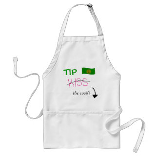 Tip the Cook! Apron