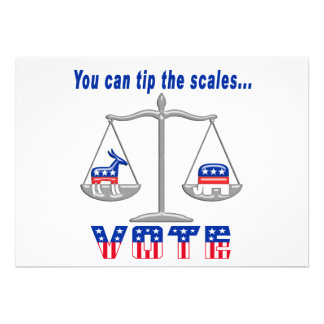 Tip the Scales Vote Announcement