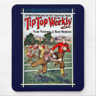 Tip Top Weekly Sports Magazine - Vintage Mouse Pad