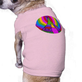 tipi time travel dog sweater shirt