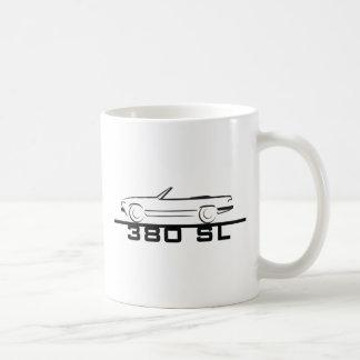 Tipo 107 de Mercedes 380 SL Taza De Café