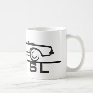 Tipo 113 de Mercedes 230 SL Taza