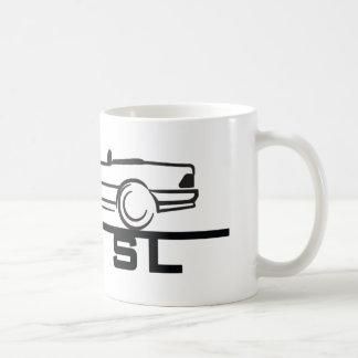 Tipo 129 de Mercedes 600 SL Taza