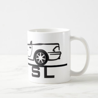 Tipo 230 de Mercedes 550 SL Taza