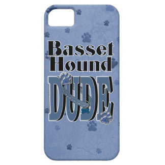 TIPO de Basset Hound Funda Para iPhone 5 Barely There