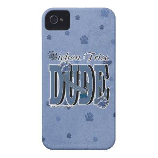TIPO de Bichon Frise Carcasa Para iPhone 4 De Case-Mate