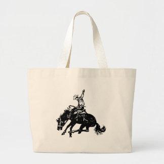 Tipo de caballo salvaje bolsa