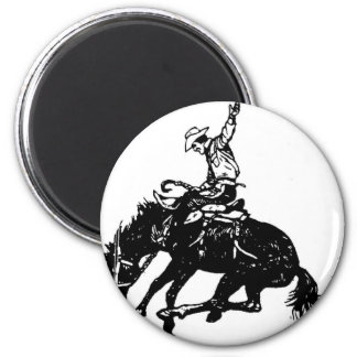 Tipo de caballo salvaje imanes