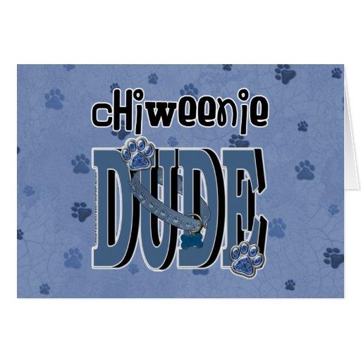 TIPO de ChiWeenie Felicitacion