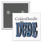 TIPO de GoldenDoodle Pins