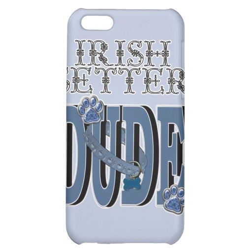 TIPO de Irish Setter