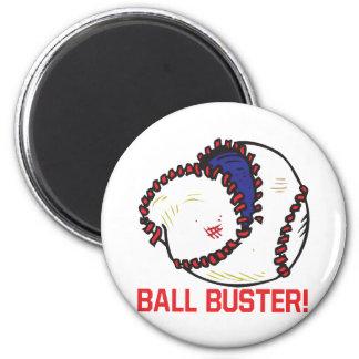 Tipo de la bola imán redondo 5 cm