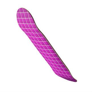 """Tipo de la cubierta: gráficos coloridos del ¾ 7"""" patinetas personalizadas"""