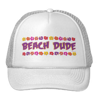 Tipo de la playa gorras de camionero