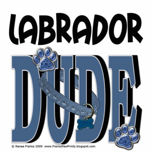 TIPO de Labrador Fotoescultura Vertical