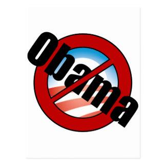 Tipo de Obama Tarjeta Postal