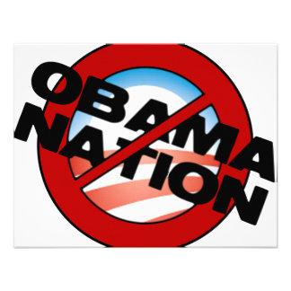 Tipo de ObamaNation Anuncio Personalizado