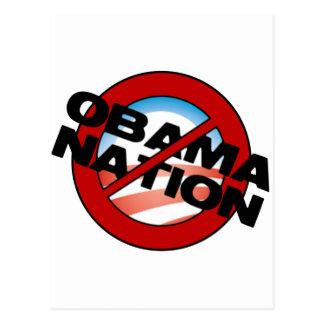 Tipo de ObamaNation Postales
