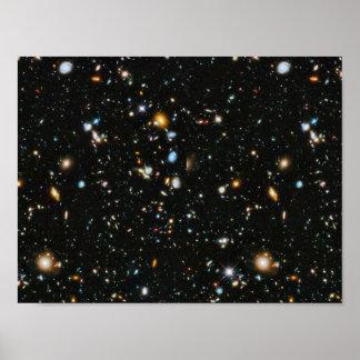 Tipo de papel de Astro del espacio: Papel de Poster