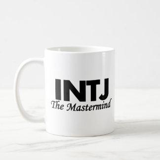 Tipo de personalidad el INTJ| el genio Taza De Café