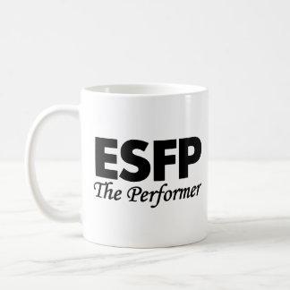 Tipo de personalidad ESFP el | el ejecutante Taza Clásica