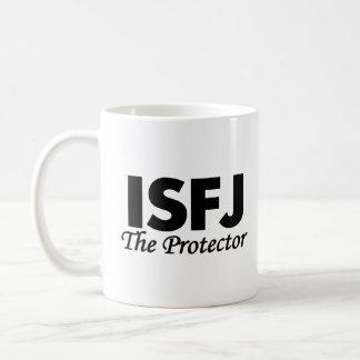 Tipo de personalidad ISFJ el | el protector Taza De Café