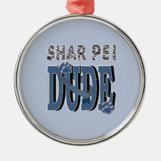 TIPO de Shar Pei Ornamento De Reyes Magos