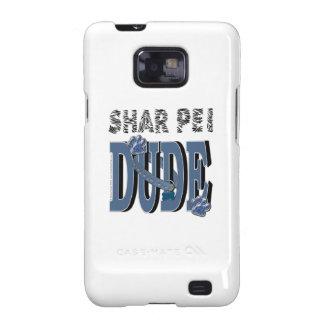 TIPO de Shar Pei Samsung Galaxy SII Carcasas