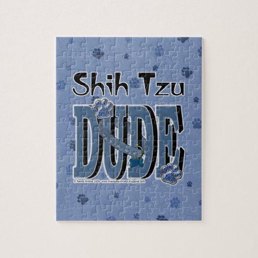TIPO de Shih Tzu Rompecabeza