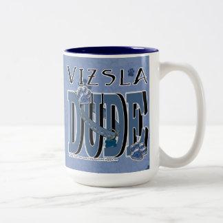 TIPO de Vizsla Taza De Café