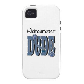 TIPO de Weimaraner iPhone 4/4S Carcasa