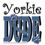 TIPO de Yorkie Escultura Fotográfica