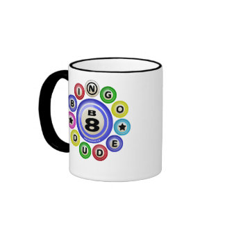 Tipo del bingo B8 Tazas