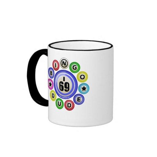 Tipo del bingo I69 Tazas De Café