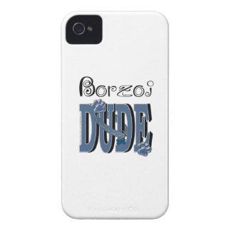 TIPO del Borzoi Carcasa Para iPhone 4 De Case-Mate