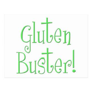 Tipo del gluten postal
