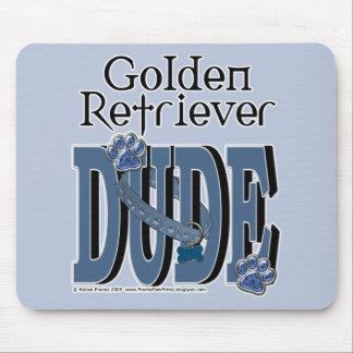TIPO del golden retriever Alfombrilla De Ratones