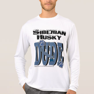 TIPO del husky siberiano Camiseta