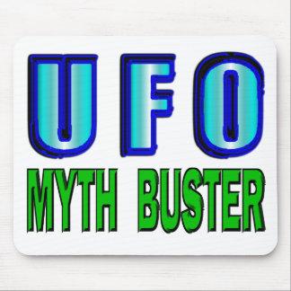 Tipo del mito del UFO Tapete De Ratón