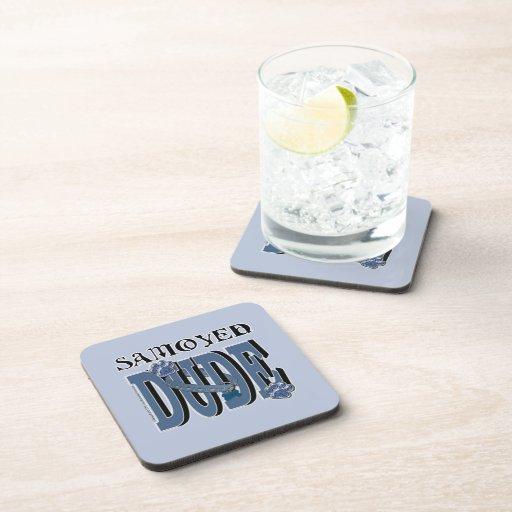 TIPO del samoyedo Posavasos De Bebida