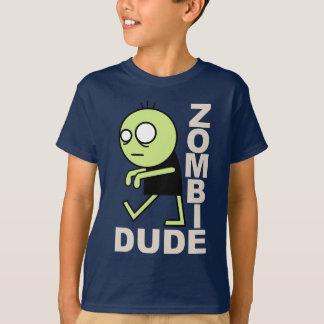 Tipo del zombi playeras