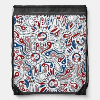 Tipo diseño del modelo de la esperma mochilas